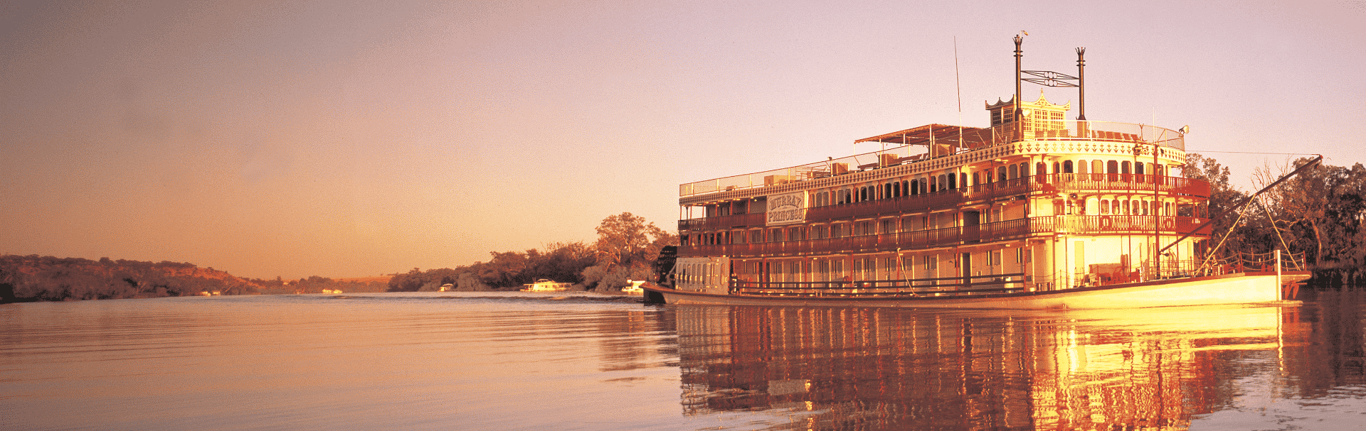 Murray River Cruises - 7 Boats Depart Weekly on a Murray River Cruise