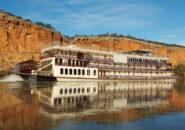 Murray Princess sail on the Murray River