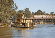 Emmylou Port of Echuca