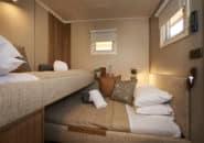 Upper Deck Twin Cabin