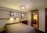 Inside Cabin Double